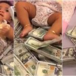 President Buhari's Aide Reacts As Igbo Man Turns Bundles Of Dollars Into Daughter's Bed [Video] 27