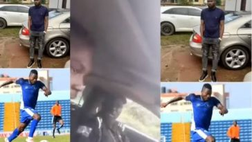 """Any Youth Who Owns A Benz Is A Yahoo Boy"" – Police Tells Enyimba Footballer, Stephen Chukwude 6"