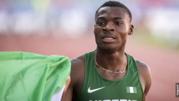 African Games: Nigerian Sprinter, Raymond Ekevwo Became Fastest Man In Africa 6