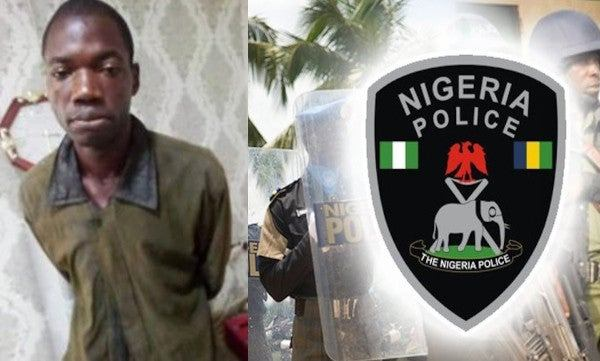 Tenant Who Fled After Raping And Killing His Landlady, Captured By Police In Ekiti 1