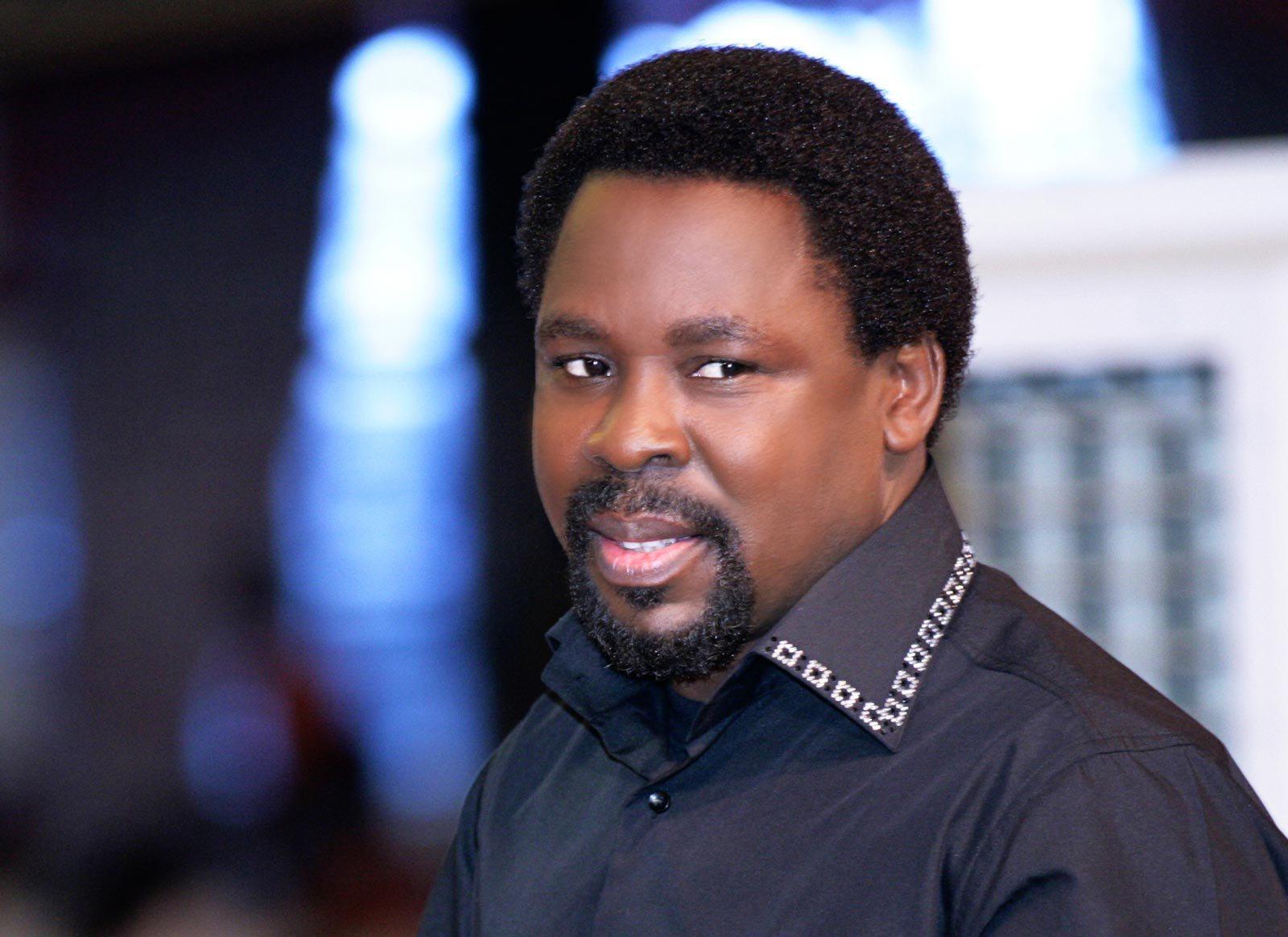 President's Aide Sacked Over Open Testimony At TB Joshua's Church 1