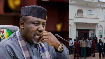 Court Denies Okorocha Access To His Alleged Ethiopian Girlfriend's Mansion In Imo 5