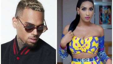 Actress Juliet Ibrahim Confesses She Wants To Date American Singer, Chris Brown [Video] 1