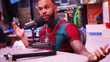 """Homosexuality Has Always Existed In Africa, Not Imported From Europe"" - Jidenna 7"