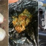 Serial Robbers Arrested After Snatching A Lady's Bag Only To Find Fufu And Soup Inside [Photos] 28