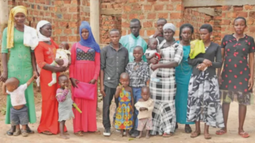 Indebted Okada Rider Dies In An Accident, Leaving Behind 6 Widows And 30 Children 11
