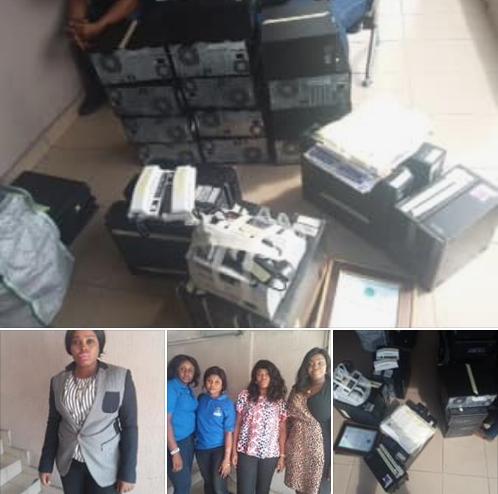 EFCC Arrests Operators Of Ponzi Scheme That Defrauded Nigerians Over N2 Billion 2
