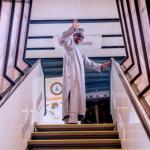 President Buhari Departs Japan For Abuja, Despite Nnamdi Kanu's Shocking Threat 28