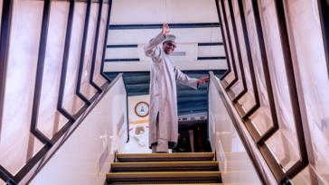President Buhari Departs Japan For Abuja, Despite Nnamdi Kanu's Shocking Threat 11