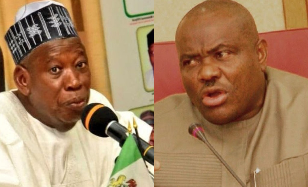 Ganduje Vows To Sue Wike Over Alleged Demolition Of Central Mosque In Rivers 1