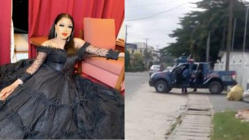 Police Reveals Why They Invaded And Disrupted Bobrisky's 28th Birthday Party 6