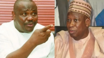 """I Am Not Dollars That You Can Pocket Recklessly And Sheepishly"" - Wike Blast Ganduje 2"