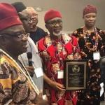 Senator Abaribe Dares Nnamdi Kanu And IPOB, Travels To US For Award Ceremony [Photos] 12