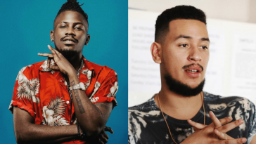 Xenophobia: Nigeria's YCee And South Africa's AKA Drags Each Other On Twitter 1