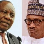 """""""I Have Sent Special Envoy To Ramaphosa"""" - Buhari Finally Speaks On Xenophobic Attack 28"""