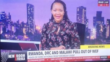 Xenophobia: Rwanda, DRC, Malawi Pulls Out From World Economic Forum Holding In South Africa 1