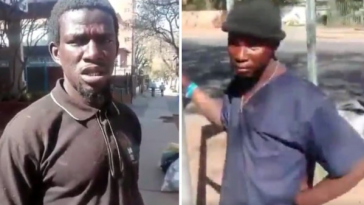 Xenophobia: Tanzania Drug Dealer Killed South African Taxi Driver, Not Nigerians - Eye Witness [Video] 6