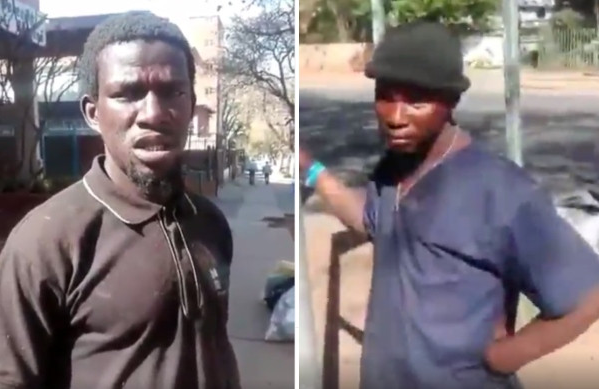 Xenophobia: Tanzania Drug Dealer Killed South African Taxi Driver, Not Nigerians - Eye Witness [Video] 1