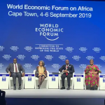 Nigerians Attack Ezekwesili, Jim Ovia For Attending WEF In South Africa Despite Xenophobic Attacks 28