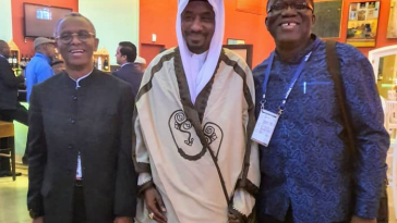 Nigerians Blast Fayemi, El-rufai, Sanusi For Attending 'Boycotted' Event In South Africa 7