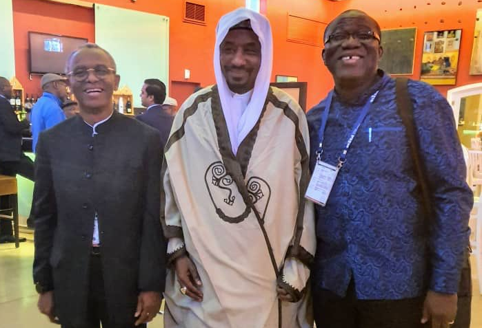 Xenophobia: FG Defends Fayemi, El-Rufai And Sanusi For Attending Event In South Africa 1