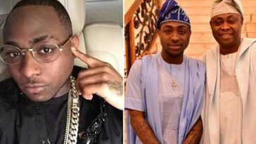 """No Money Osun State Desires To Make In 40 Years That My Dad Hasn't Made"" – Davido 13"