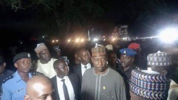 Governor Zulum Luckily Escapes Death As Boko Haram Attacks His Convoy In Borno 7