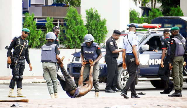 Police Arrests Man For Allegedly Rαping 11-Year-Old Girl In Bayelsa 1