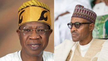 Lai Mohammed Begs Nigerians To Forgive Buhari For Losing His WAEC Certificate [Video] 5
