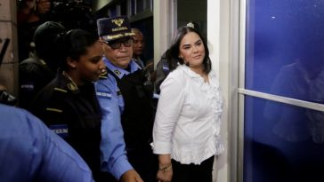Honduras First Lady, Rosa Elena Bonilla Sentenced To 58 Years In Jail For $779,000 Fraud 9