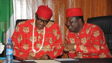 """Talking About Igbo Presidency In 2023 Now Is An insult To President Buhari"" — Governor Umahi 5"