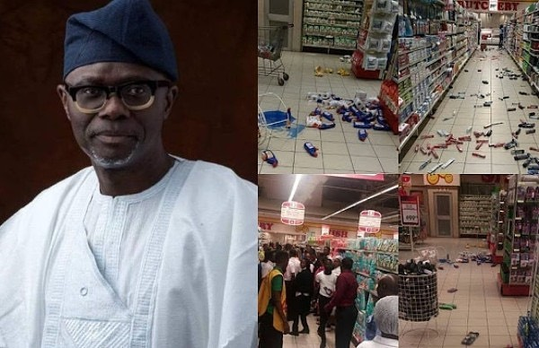 Over 5000 People Lost Their Jobs In Xenophobic Reprisal Attacks In Lagos - Sanwo-Olu 1