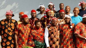 """Igbos Are All Over Nigeria, Don't Taste Our Wrath"" - Ohanaeze Youths Replies Miyetti Allah 4"