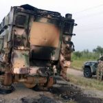 Boko Haram Attacks Nigerian Military Convoy, Carts Away Equipments And N15 Million Meant For Soldier 28