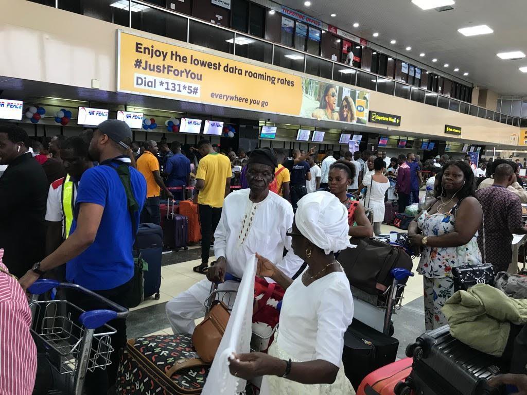 Nigeria Postpones Resumption Of International Flights; Reveals New Date. 1