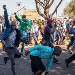 New Xenophobic Protest In South Africa Turns Violent As One Killed, Five Injured 28