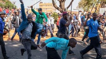 Xenophobic Attack Unfolds Again As Three Nigerians Brutally Injured In South Africa 1