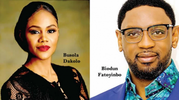 Rape Saga: Busola Dakolo Demands 'Personal Apology Letter' From Pastor Fatoyinbo 4