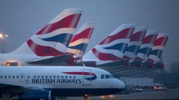 British Airways Cancels Flights As Pilots Begins First Ever Global Strike Over Payment Dispute 9