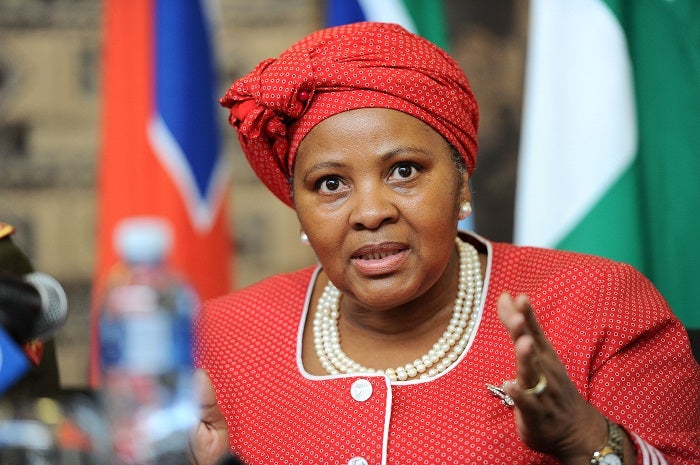 Criminals Planned Xenophobic Attacks On Foreigners, We Cant Stop It - South African Defence Minister 1