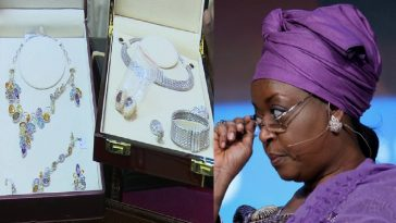 Diezani Finally Loses Her 2,149 Pieces Of Jewellery Worth $40 Million To Buhari Regime 5