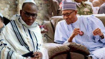 IPOB's Agitation For Biafra Was Caused By Buhari-Led APC Government - Nnamdi Kanu 13