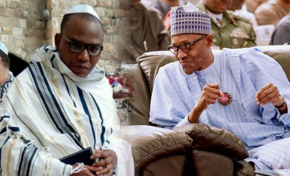 IPOB's Agitation For Biafra Was Caused By Buhari-Led APC Government - Nnamdi Kanu 1