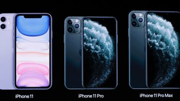 Apple Announce Release Date, Prices & Features Of iPhone 11, Including iPhone 11 Pro And Pro Max 3