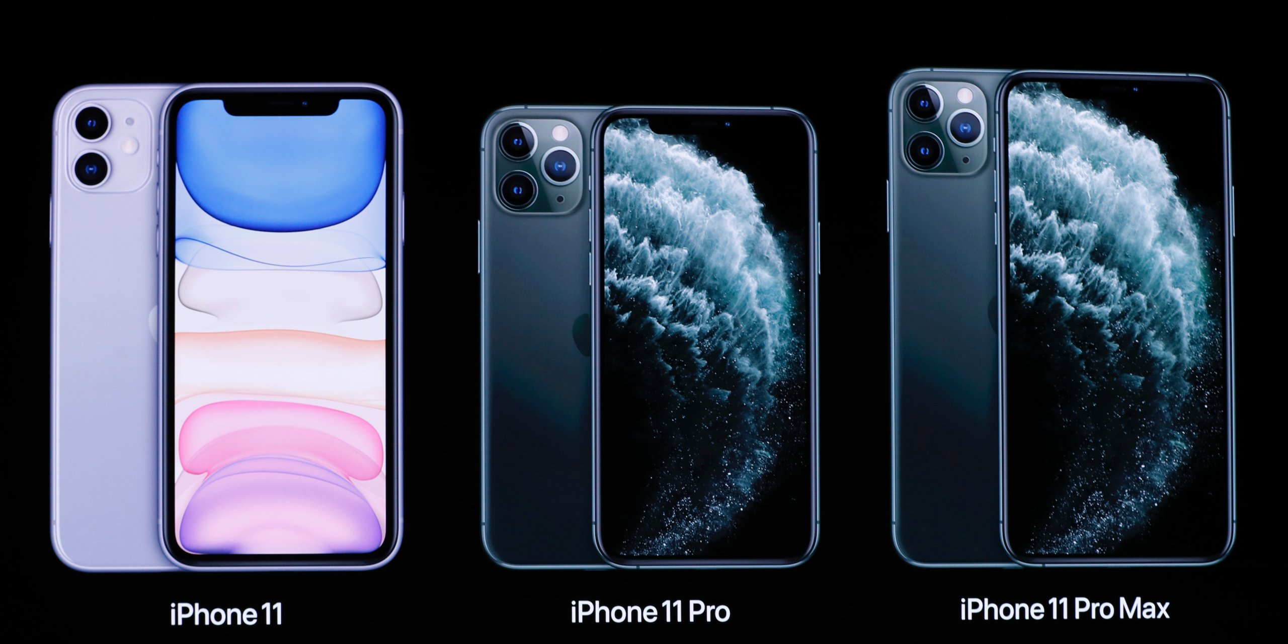 Apple Announce Release Date, Prices & Features Of iPhone 11, Including iPhone 11 Pro And Pro Max 1