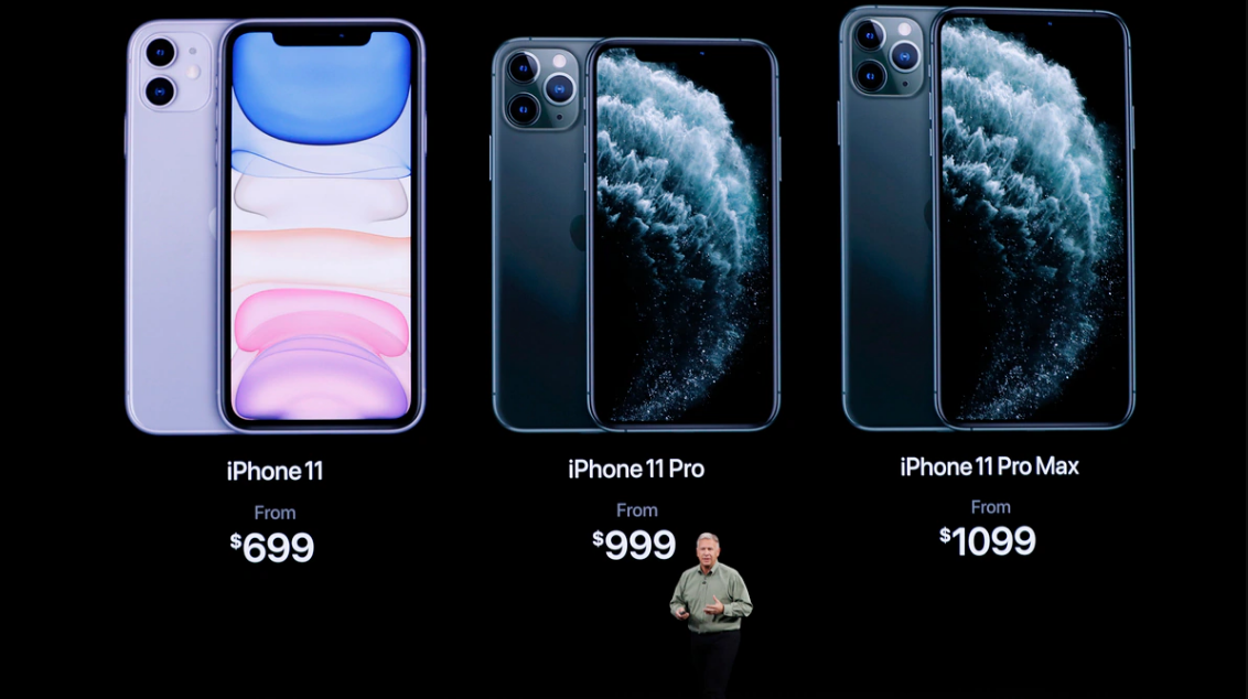 Apple Announce Release Date, Prices & Features Of iPhone 11, Including iPhone 11 Pro And Pro Max 2