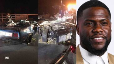 Kevin Hart Discharged From Hospital 10 Days After Involving In Deadly Car Accident 1