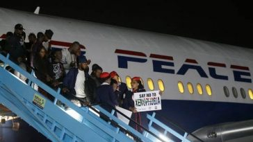 Xenophobia: Air Peace Suspends Evacuation Of Nigerians After South Africa Employed New Rules To Stop Others 13
