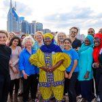 Nigerian Zulfat Suara Makes History, Becomes First Muslim Elected Into Nashville Council 30