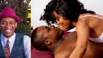 Boring Sex Is Not Godly, Fingering And Giving Head Is Biblical - Nigerian Man Claims 9